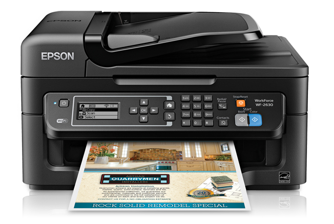 Fix epson workforce wf 2630 paper source setting