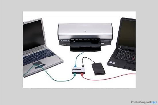 Connect the printer with pc - canon printer mx850 error code b200