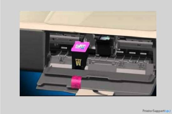 Remove the ink cartridges - canon mg5200 printer error b200