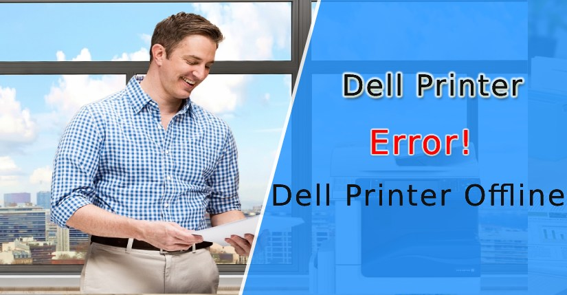 How to Fix Dell Printer Offline