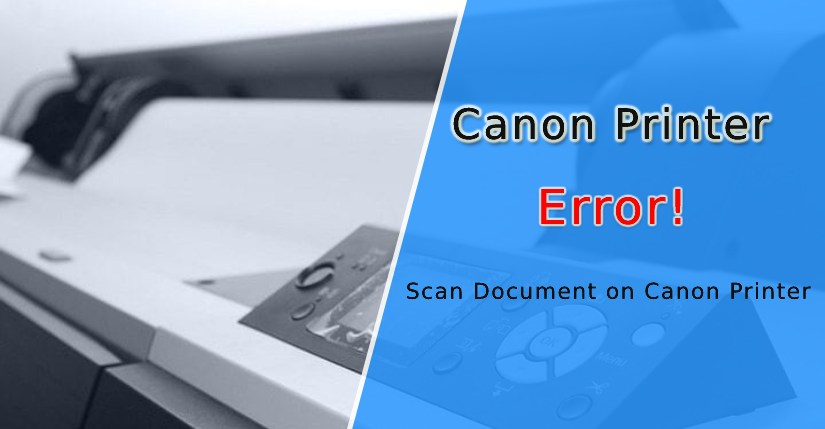 How to Scan Document on Canon Printer on Computer and Mac