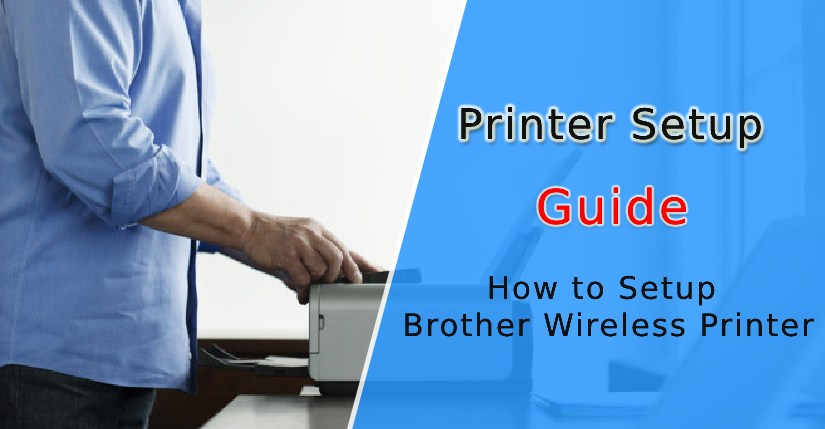How to Setup Brother Wireless Printer on Windows and iPad