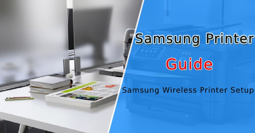 Samsung Wireless Printer Setup