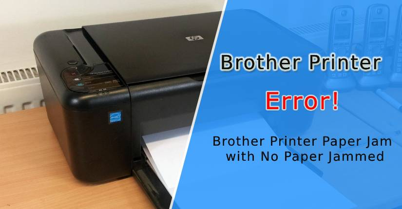 Brother Laser Printer paper jam error with no paper jammed, Brother Printer Paper Jam Error, brother laser printer paper jam error with no paper jammed, fixing brother printer paper jam error with no paper jammed, What is a Brother Printer Paper Error, Brother Laser Printer paper jam error