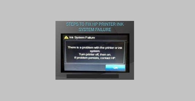 HP Ink System Failure, HP Officejet 6700 Premium ink system failure, HP ink system failure, HP printer ink system failure 0xc19a0020, HP printer's failure of the ink system, HP OfficeJet Pro 8600 ink system failure, HP 309a ink system failure, HP PhotoSmart printer ink system failure